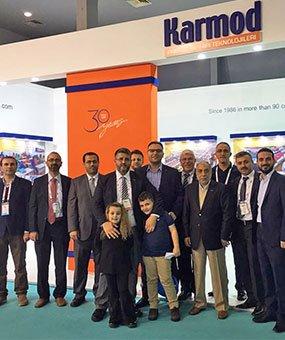 Karmod, 123 országból fogadta vendégeit a MUSIAD EXPO 2016-ban