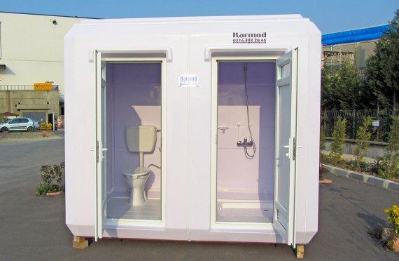 150x270-Hordozható WC Zuhany Kabino