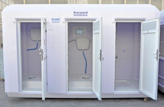 150x390-Hordozható WC Zuhany Kabino