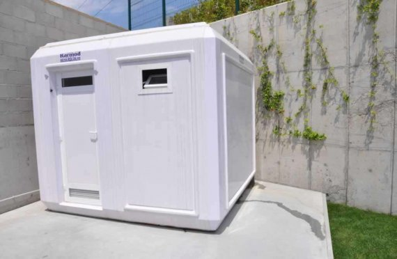 270x2700-Hordozható WC Zuhany Kabino