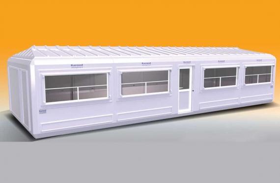 390x1100 cm Hordozható Epítés