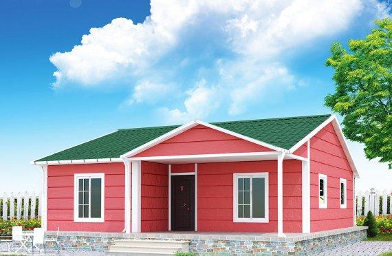 Előregyártott Ház 82M2