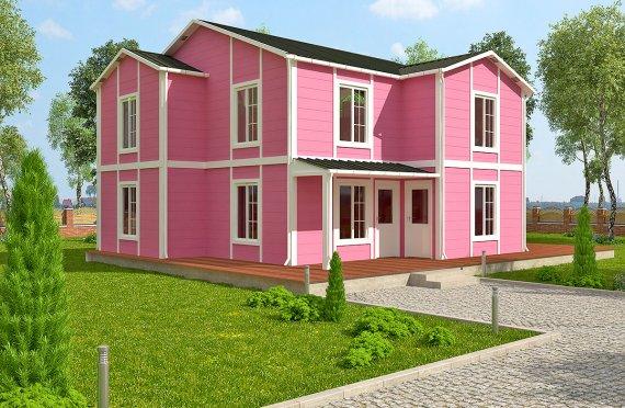 Előregyártott Ház 147 m2