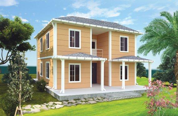Előregyártott Ház 148 m2