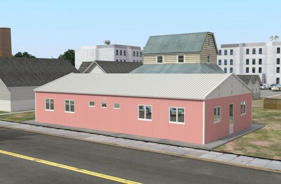 Moduláris Szállásegység 148 m²