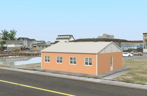Moduláris Szállásegység 91 m²