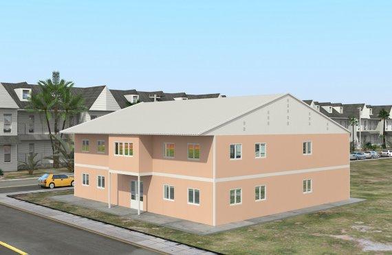 Hordozható Tantermek 594 m²