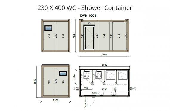 KW4-230x400-Wc-Zuhanyzó-Konténer