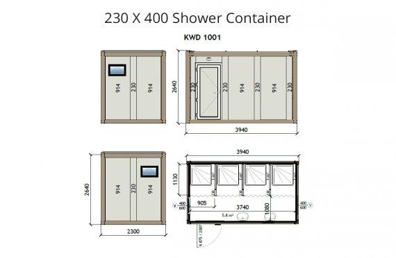 KW4-230x400-Zuhanyzó-Konténer