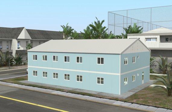 Moduláris Kórházi-506 m²