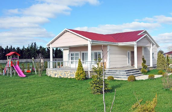 Egyemeletes Előregyártott Házak