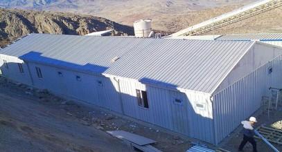 A gyárépületet Törökország az Anagold Bányászati-ba szállították