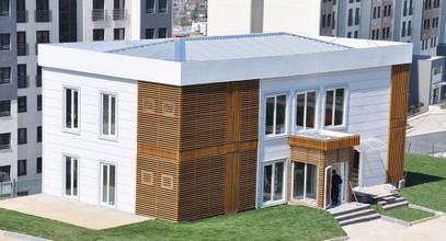 Luxus előregyártott Bosphorus  Project értékesítési iroda
