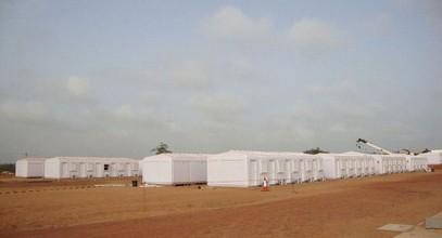 Karmod 250 fős munkatábort készít Somáliá