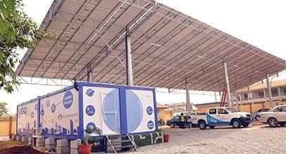 A Karmod következő generációs tartályát napenergia tárolására használják Nigériában