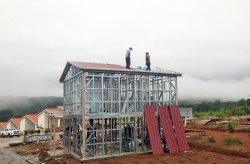 A Karmod befejezi az acélház projektjét Panamá