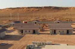 Algéria előre gyártott olcsó és megfizethető lakhatási projekt