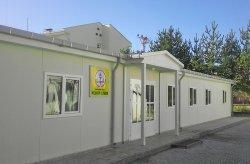 Karmod létrehozott egy előregyártott középiskolai épületet