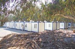 Líbia egy konténer építési telek komplexumot vásárolt Karmodból.