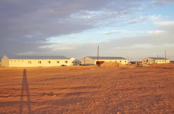 Algéria előregyártott építési telek komplexum