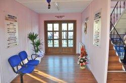 Karmod előregyártott egészségügyi rehabilitációs épület