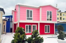 Előregyártott házak Modellek