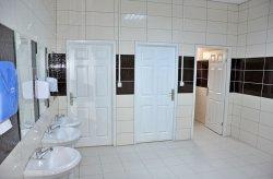 Előregyártott WC-Zuhany Kabinok